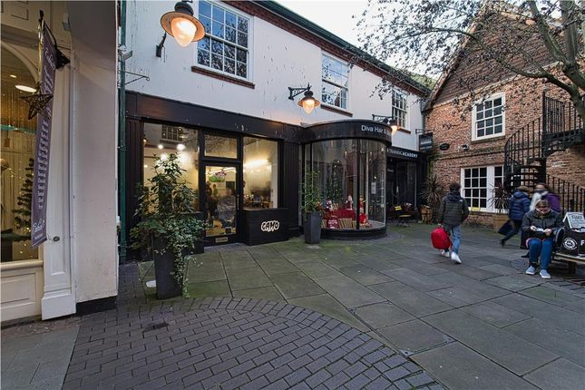 Thumbnail Retail premises for sale in 22 & 22A Reindeer Court, Worcester