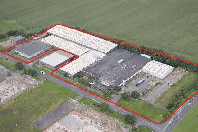 Industrial for sale in Greenfield Industrial Estate, Bishop Auckland