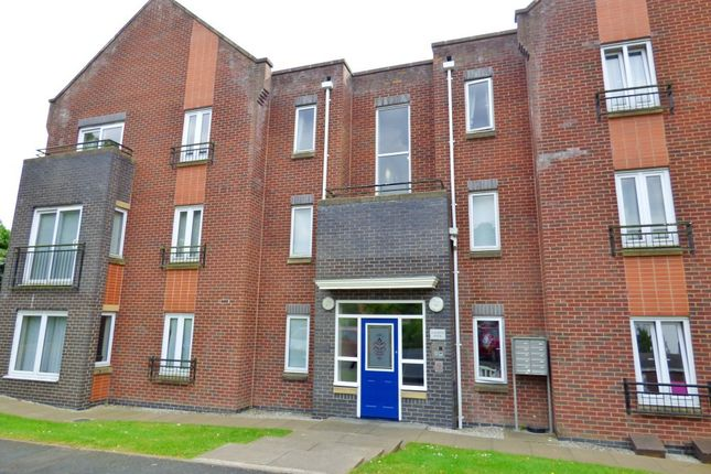Thumbnail Property to rent in Elizabeth House, Scholars Court, Stoke On Trent