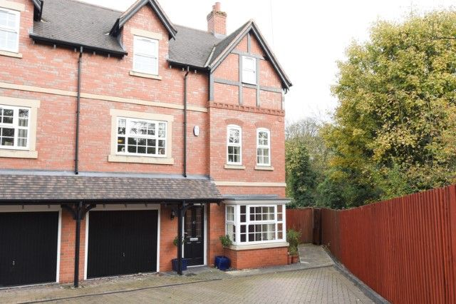 Thumbnail Semi-detached house for sale in Anchorage Road, Sutton Coldfield