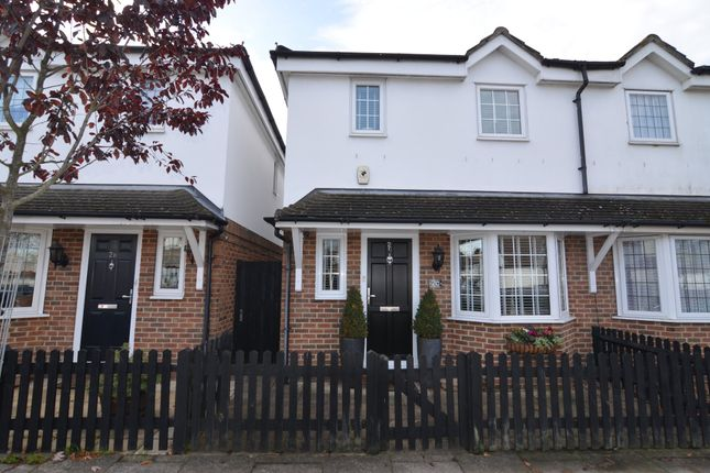 Thumbnail Semi-detached house for sale in Cradley Road, New Eltham