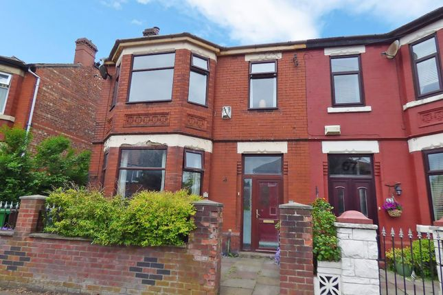 Thumbnail Semi-detached house for sale in Worsley Avenue, Manchester, Greater Manchester