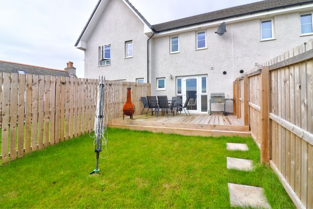 Back Garden of Loirston Road, Cove Bay, Aberdeen AB12