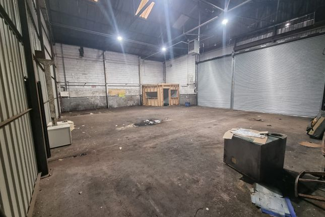 Thumbnail Warehouse to let in Alderney Street, Newport