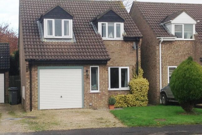 Thumbnail Detached house to rent in Partridge Way, Cirencester