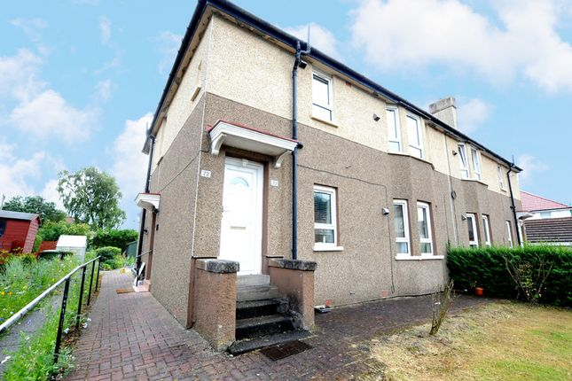 Thumbnail Flat for sale in Crowhill Street, Glasgow