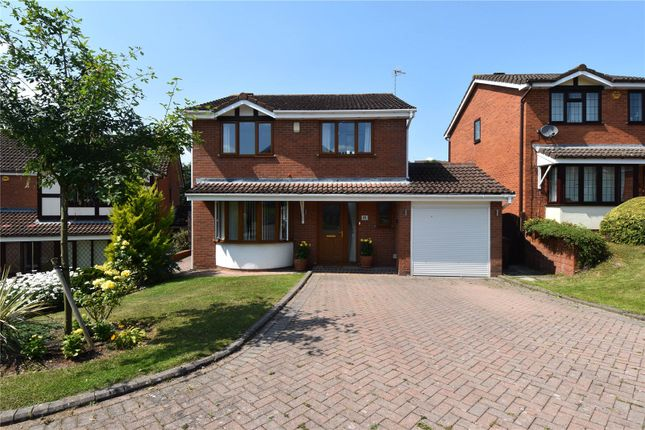 Thumbnail Detached house for sale in Hunt End Lane, Redditch