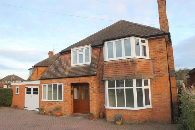 Thumbnail Detached house for sale in Ash Grove, Stratford-Upon-Avon