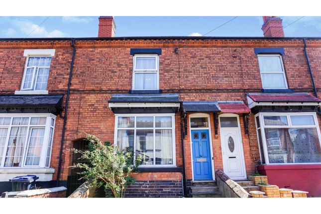 3 bed terraced house for sale in Kathleen Road, Birmingham B25