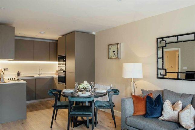 Thumbnail Flat for sale in Tyger House, 7 New Warren Lane, Royal Arsenal Rivers