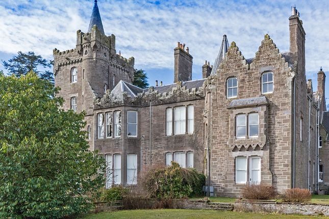 Thumbnail Flat for sale in Forfar
