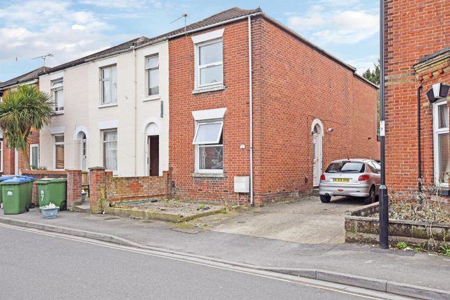 Thumbnail Semi-detached house for sale in Cambridge Road, Southampton