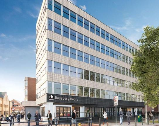 Thumbnail Flat for sale in Rosebery House, Chelmsford, Essex