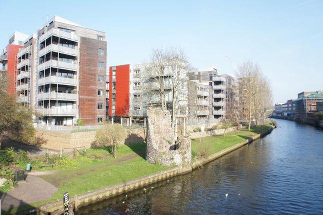 Thumbnail Flat to rent in Ashman Bank, Geoffrey Watling Way, Norwich