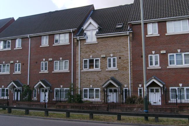 3 bed town house to rent in Drayton Road, Norwich