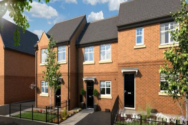 Thumbnail Semi-detached house for sale in The Normanby Gibfield Park Avenue, Atherton, Manchester