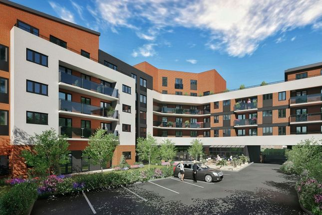 Thumbnail Flat for sale in Chantry Centre, Chantry Way, Andover