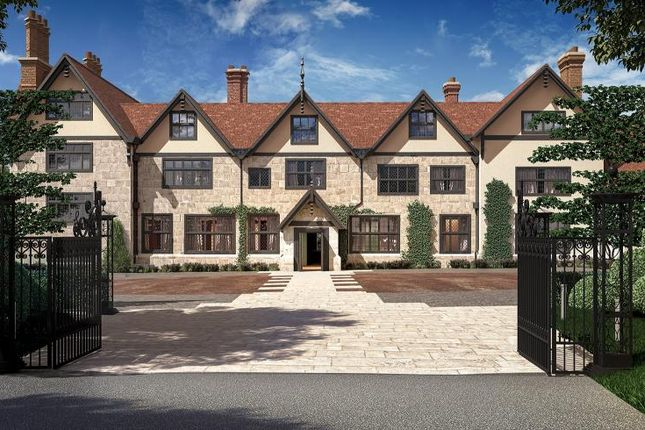 Thumbnail Flat for sale in Audley Stanbridge Earls, Romsey