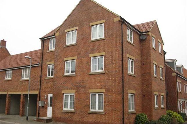 Thumbnail Flat to rent in Somerset Way, Highbridge