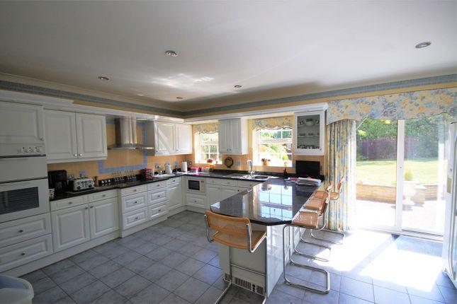 Kitchen of Mallow Walk, St James Parish, Goffs Oak EN7