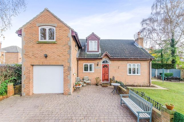 Thumbnail Detached house for sale in Woolgreaves Croft, Sandal, Wakefield