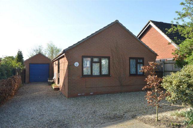Thumbnail Detached bungalow for sale in Taverham Road, Drayton, Norwich