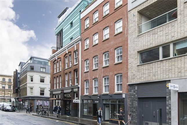 Thumbnail Flat for sale in Redchurch Street, London
