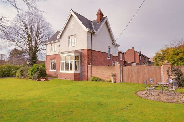 Thumbnail Detached house for sale in Westfield Road, Goxhill, Barrow-Upon-Humber