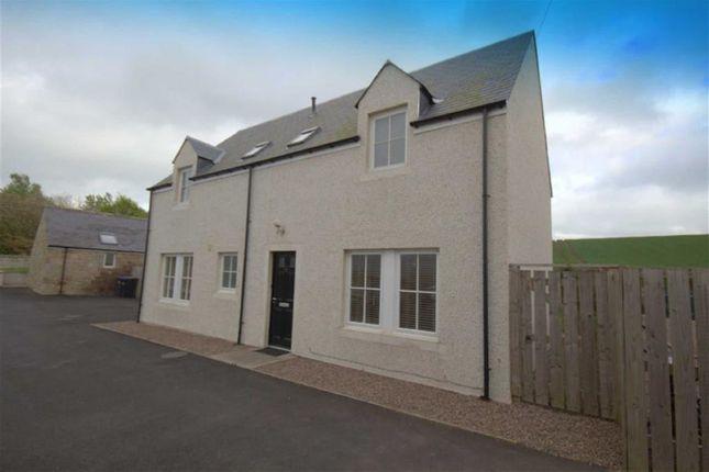 Thumbnail Detached house for sale in Swinton Mill, Swinton, Berwickshire