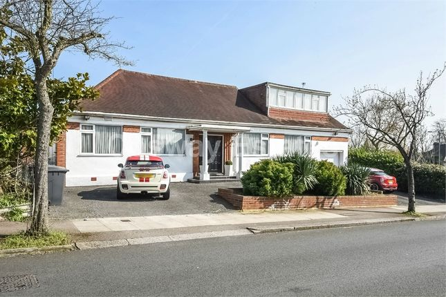 Thumbnail Detached bungalow for sale in Highview Avenue, Edgware, Middlesex