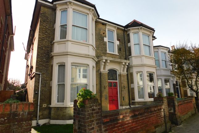 Thumbnail Flat to rent in St Edwards Road, Southsea, Portsmouth