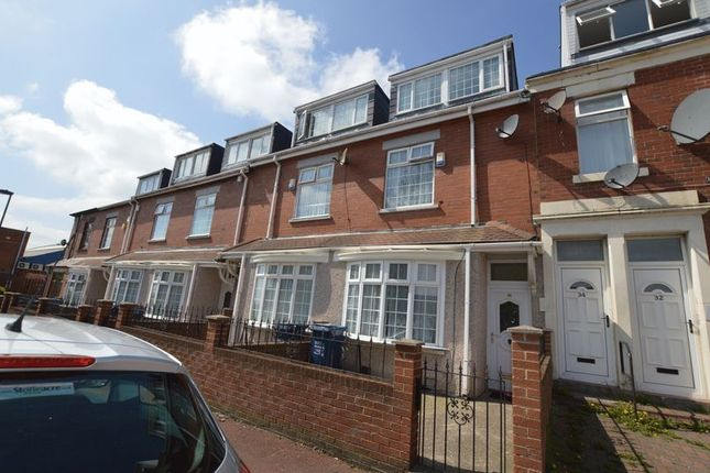 Thumbnail Terraced house for sale in Lynnwood Terrace & Elliott Terrace, Grainger Park, Newcastle Upon Tyne
