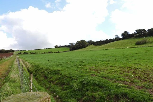 Thumbnail Land for sale in Llanybri, Carmarthen
