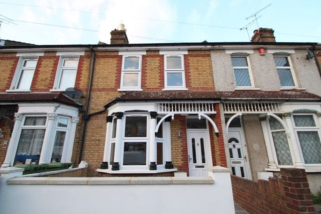 Thumbnail Terraced house to rent in Thanet Road, Erith, Kent