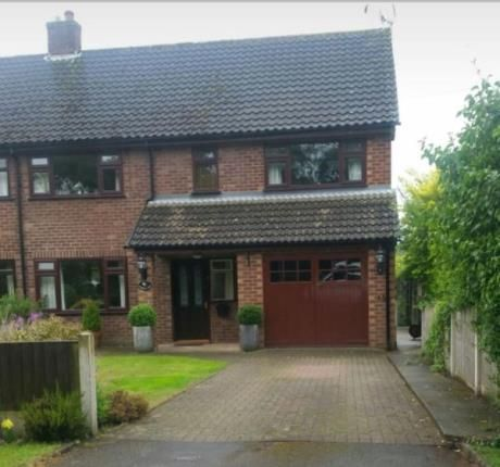 Thumbnail Semi-detached house for sale in Clay Lane, Marton, Cheshire, England
