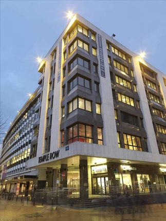 Thumbnail Office to let in Temple Row, Birmingham