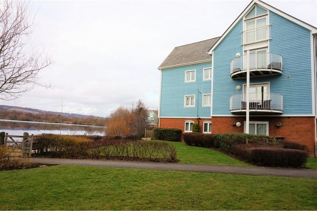 Thumbnail Flat for sale in Perch Close, Aylesford