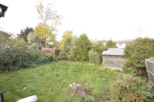 Rear Garden of Tudor Close, Kingsbury NW9