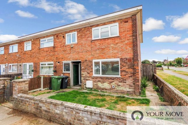 Thumbnail Terraced house to rent in St. Peters Avenue, Gorleston, Great Yarmouth
