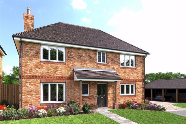 Thumbnail Detached house for sale in Tillingdown Park, Woldingham, Surrey