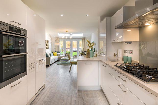 Thumbnail Semi-detached house for sale in Silkin Green, Hinkshay Road, Telford