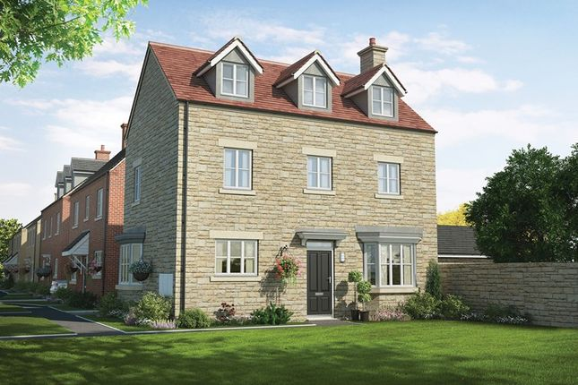 Thumbnail Detached house for sale in Ludlow Road, Bicester