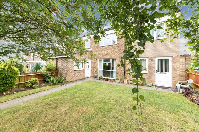 Thumbnail End terrace house for sale in Western Close, Letchworth Garden City