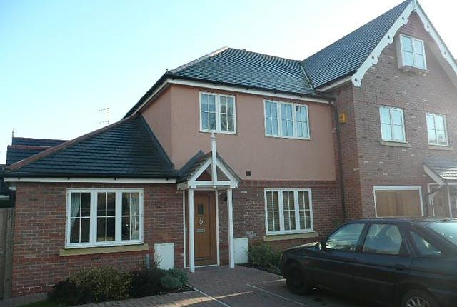 Thumbnail Flat to rent in Warwick Gate, Aston, Nantwich