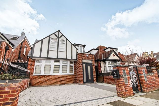 Thumbnail Bungalow for sale in Raglan Road, Enfield
