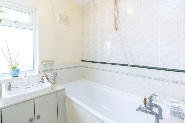 Bathroom of Barnes Street, London E14