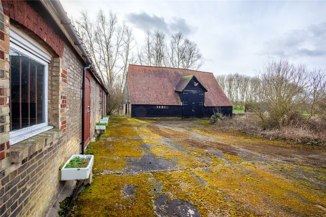 Detached Barn of Netherhall Road, Roydon, Harlow, Essex CM19