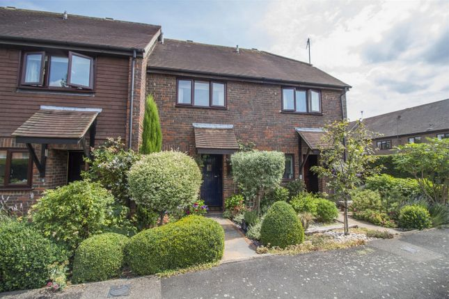 Thumbnail Terraced house for sale in Manley James Close, Odiham, Hants
