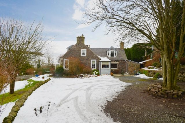 Thumbnail Cottage for sale in 20 Galashiels Road, Stow, Borders