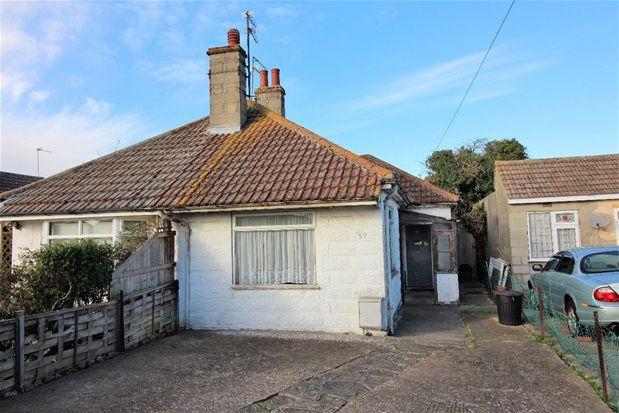 Thumbnail Semi-detached bungalow for sale in The Avenue, Great Clacton, Clacton On Sea